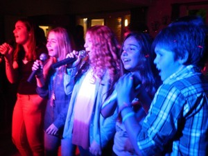 Canta en nuestro Disco-Karaoke