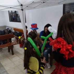 Globos fiesta Peke Party