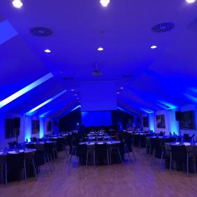 Iluminación Banquete